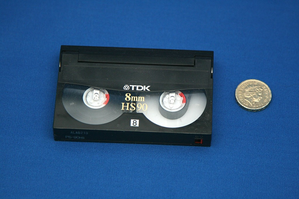 8mm to dvd machine